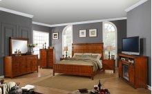 Industrial Queen Bedroom Set