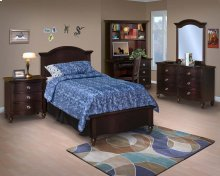Victoria 3/3 T Lounge Bed - Youth Dresser