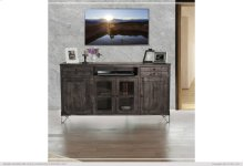 "70"" TV Stand w/2 Drawer, 2 Door & 2 Glass Door"