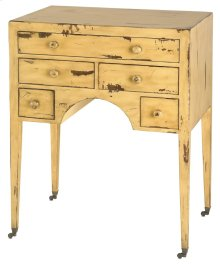 Alcott Dressing Table - 34h x 27w x 19d