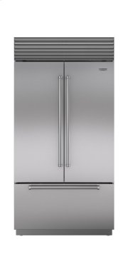 """42"""" Built-In French Door Refrigerator/Freezer with Internal Dispenser Product Image"""