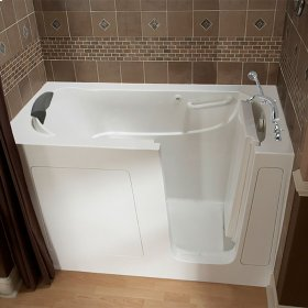 Premium Series 30x60-inch Walk-In Soaking Tub  American Standard - White