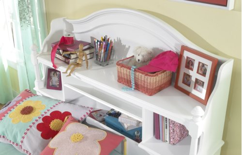 Madison Bookcase Bed Full