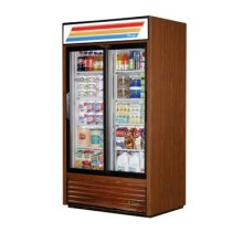 Glass Door Refrigerators - Slide Door