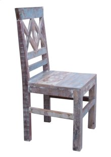 Side Chair, Available in Recycled Finish Only..
