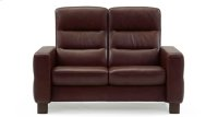 Stressless Wave Highback Medium Loveseat Product Image