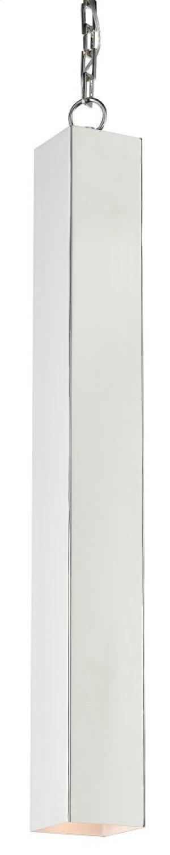 Compton Nickel Pendant
