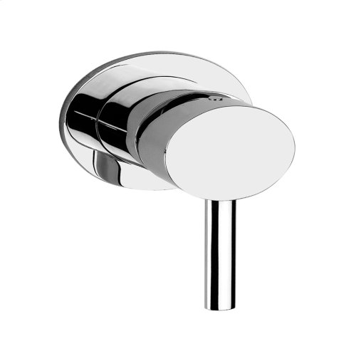 TRIM PARTS ONLY Wall-mounted washbasin mixer control For spouts 26899, 26999, 26900, 26891, and 26895 Drain not included - See DRAINS section Requires in-wall rough valve 26912