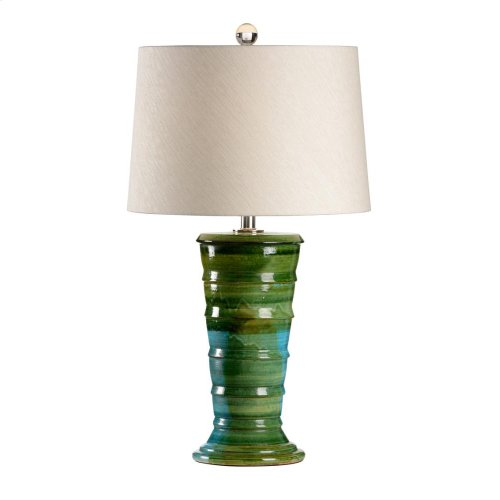 Amalfi Lamp - Aquamarine