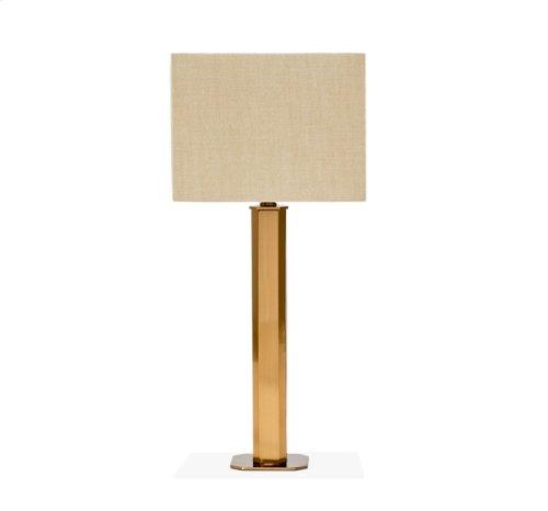 Hewitt Metal Lamp