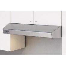 "30"" Breeze I Under Cabinet Hood with Slide Controls & Recirculating Option"