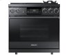 """36"""" Pro Dual-Fuel Steam Range, Stainless Steel, Natural Gas/High Altitude"""