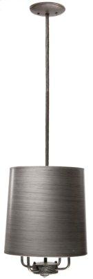 Cedarvale 4 Arm Iron Pendant Lamp Product Image