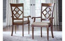 Latham Diamond Back Arm Chair