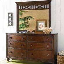 Coral Key Dresser