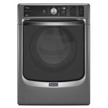 Maxima® Front Load Steam Electric Dryer with SoundGuard® Stainless Steel Dryer Drum - 7.3 cu. ft.
