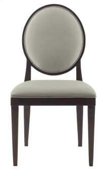 Haven Side Chair in Raven (346)