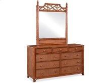 Summer Retreat Mirror