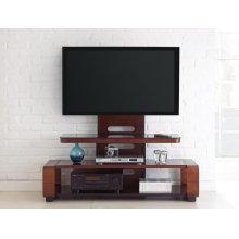 "Kirkman Flat Panel TV Mounting Bracket, 53"" x 32"" x 4"""
