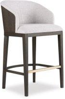 Curata Upholstered Bar Stool Product Image