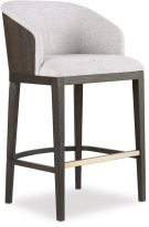 Curata Upholstered Bar Stool Product Image