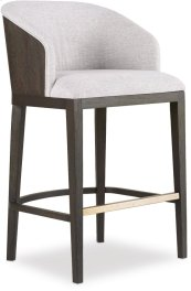 Curata Upholstered Bar Stool