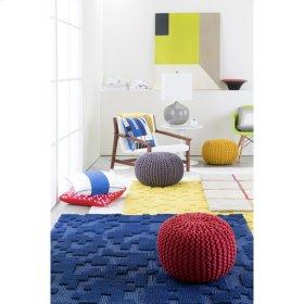 "Linen Stripe LS-001 20"" x 20"" Polyester Filler"