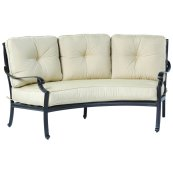Parioli Deep Seating Crescent Sofa