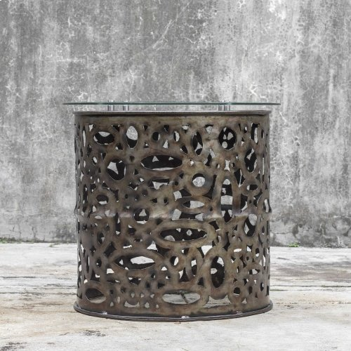 Zama Accent Table