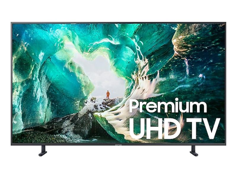 "Samsung82"" Class Ru8000 Premium Smart 4k Uhd Tv (2019)"