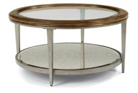 Patina Round Coffee Table