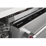 KitchenAid 39 Dba Dishwasher With Fan-Enabled Prodry System And Printshield Finish - Printshield Stainless