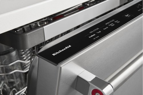 46 DBA Dishwasher with Third Level Rack - PrintShield Stainless