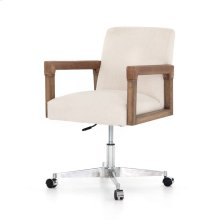 Reuben Desk Chair-harbor Natural