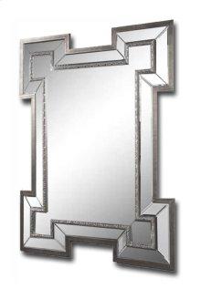 Marbella Greek Key Mirrored Mirror