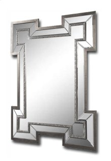 Marbella Greek Key Mirrored Mirror