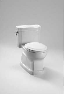 Colonial White Eco Guinevere® Toilet, 1.28 GPF - ADA with SanaGloss®