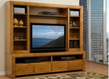 82'' Contempo HDTV Console w/ Hutch