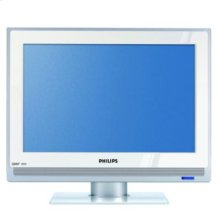 "19"" digital widescreen flat TV"