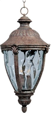 Morrow Bay Cast 3-Light Outdoor Hanging Lantern