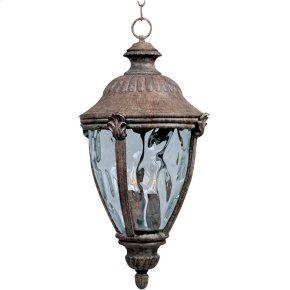 Morrow Bay Cast 3-Light Outdoor Hanging Lantern