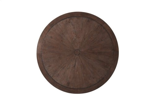 Lagan Dining Table, Dark Echo Oak