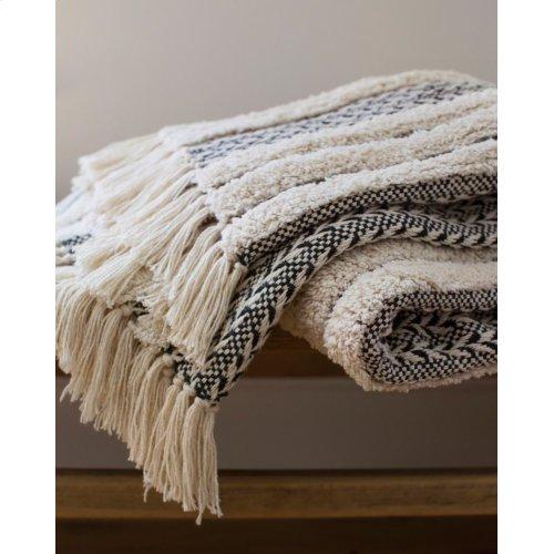 Mh Black / Ivory Pillow