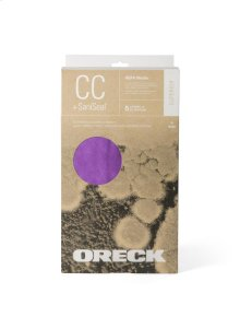 Oreck® SUPERIOR Filtration Vacuum Bag (6pk)