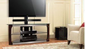 Universal Soundbar Swivel Mounting System