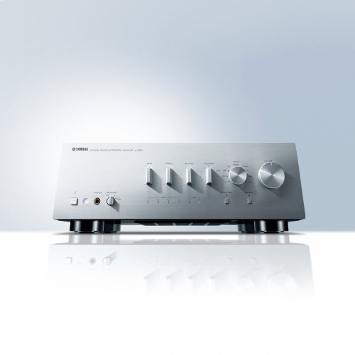 A-S801 Silver Integrated Amplifier