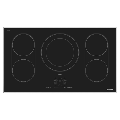 Jenn Air Euro Style 36 Induction Cooktop