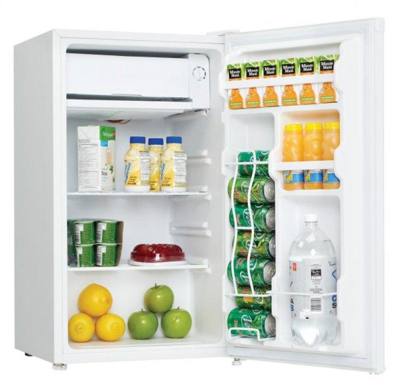 Danby 3 2 Cu  Ft  Compact Refrigerator