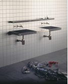 Sync System Large Shelf / Black Granite Product Image