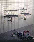 Sync System Small Shelf / Black Granite Product Image